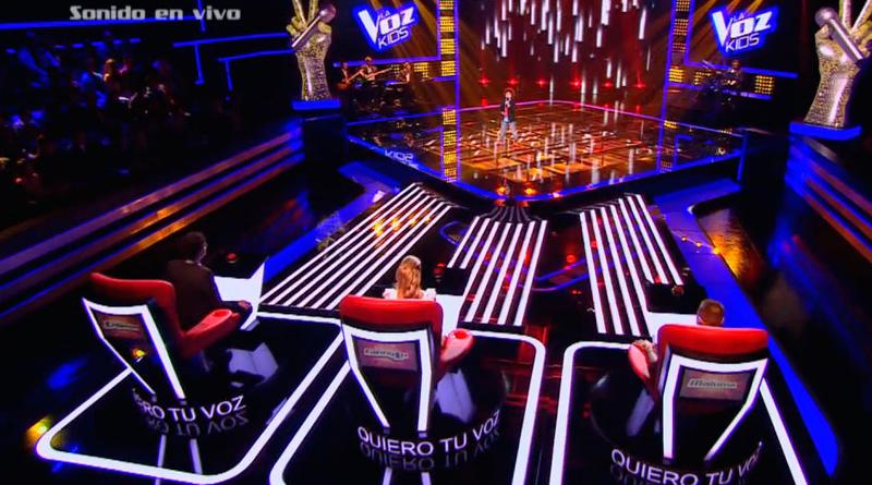 La Voz Kids Colombia Capitulo 2