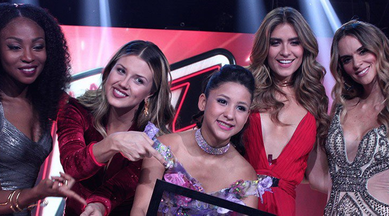La Voz Teens Colombia Capitulo 38 - Final