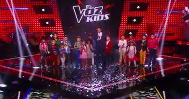 La Voz Kids Colombia 2018 Capitulo 40