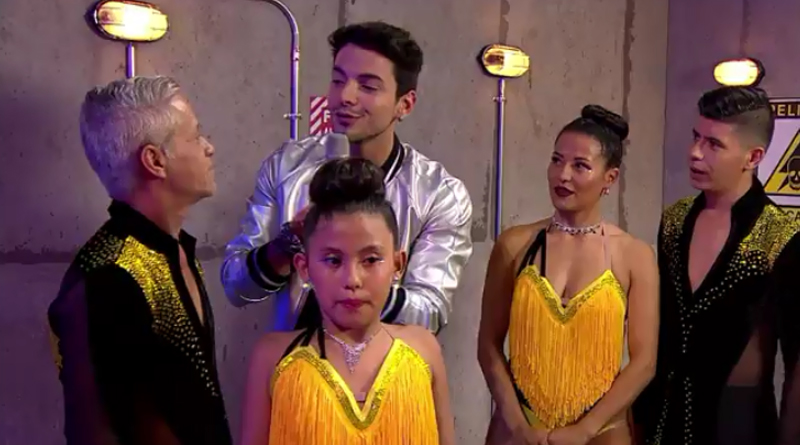 Mi Familia Baila Mejor Capitulo 1