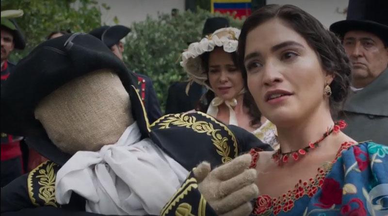 Bolívar   Capítulo 60