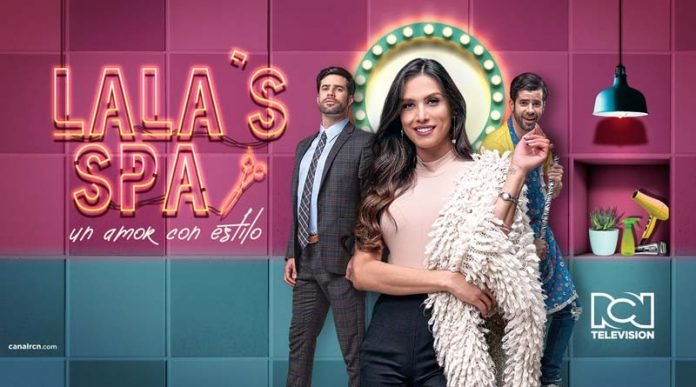 Lala's Spa Capítulo 1 estreno esta noche